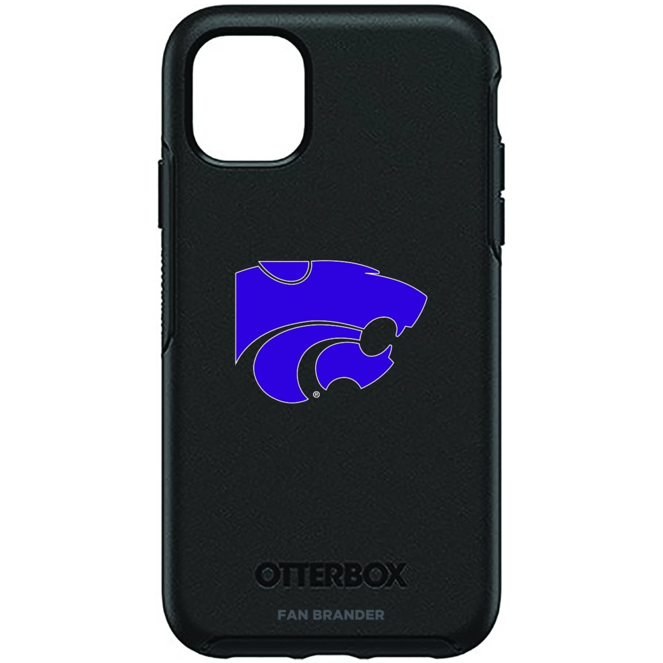 Kansas Jayhawks Otterbox Symmetry Case (for iPhone 11, Pro, Pro Max)