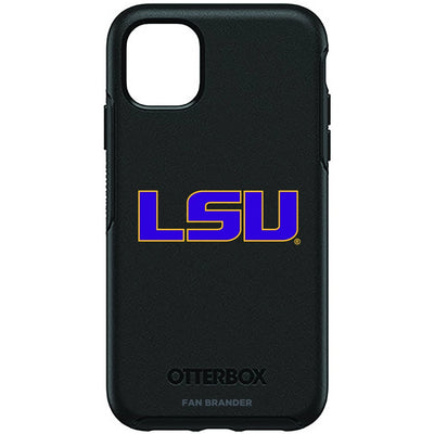 LSU Tigers Otterbox Symmetry Case (for iPhone 11, Pro, Pro Max)