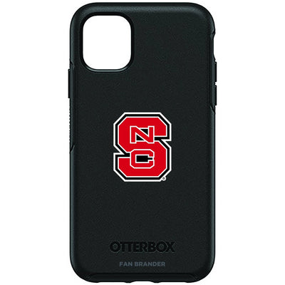 NC State Wolfpack Otterbox Symmetry Case (for iPhone 11, Pro, Pro Max)