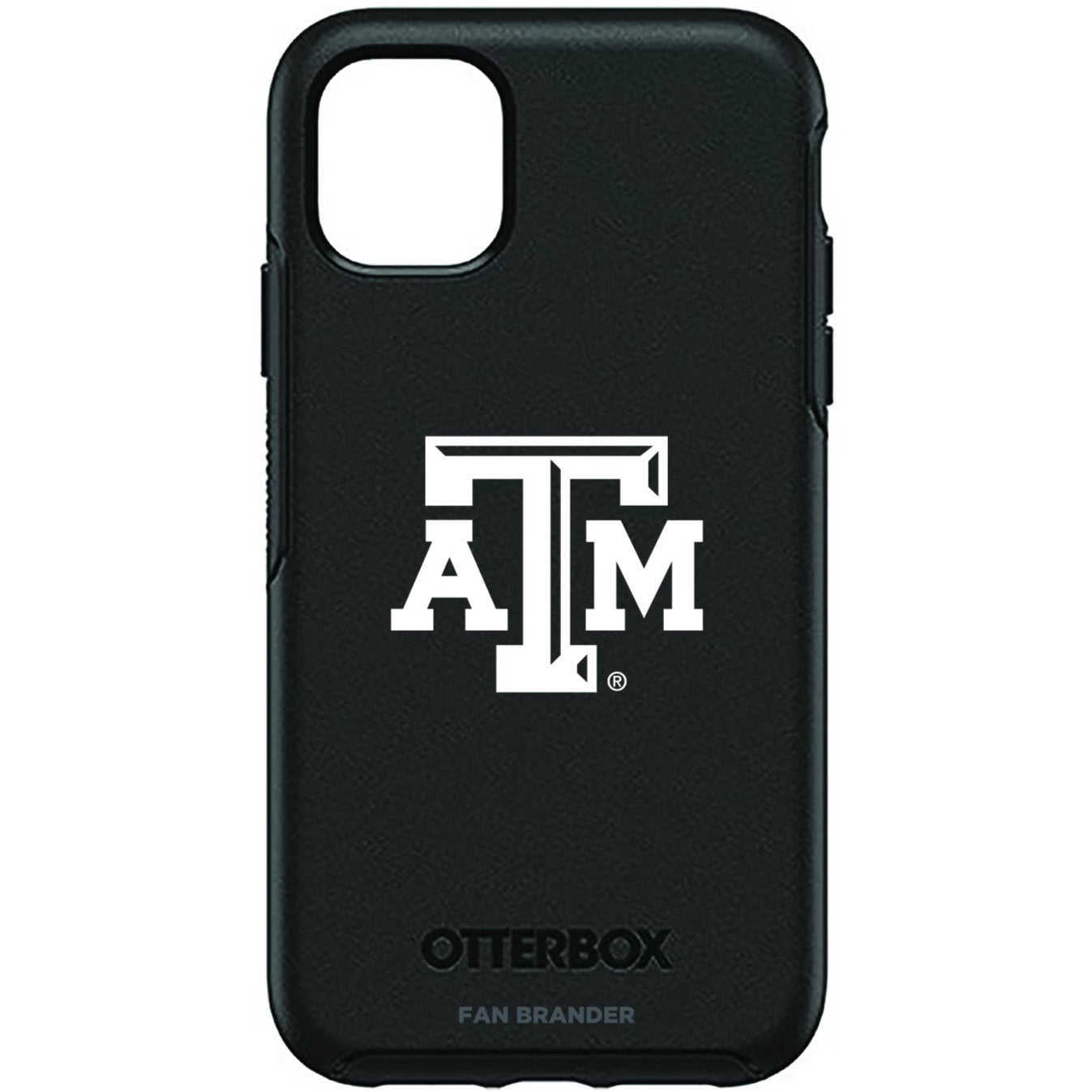 Texas A&M Aggies Otterbox Symmetry Case (for iPhone 11, Pro, Pro Max)