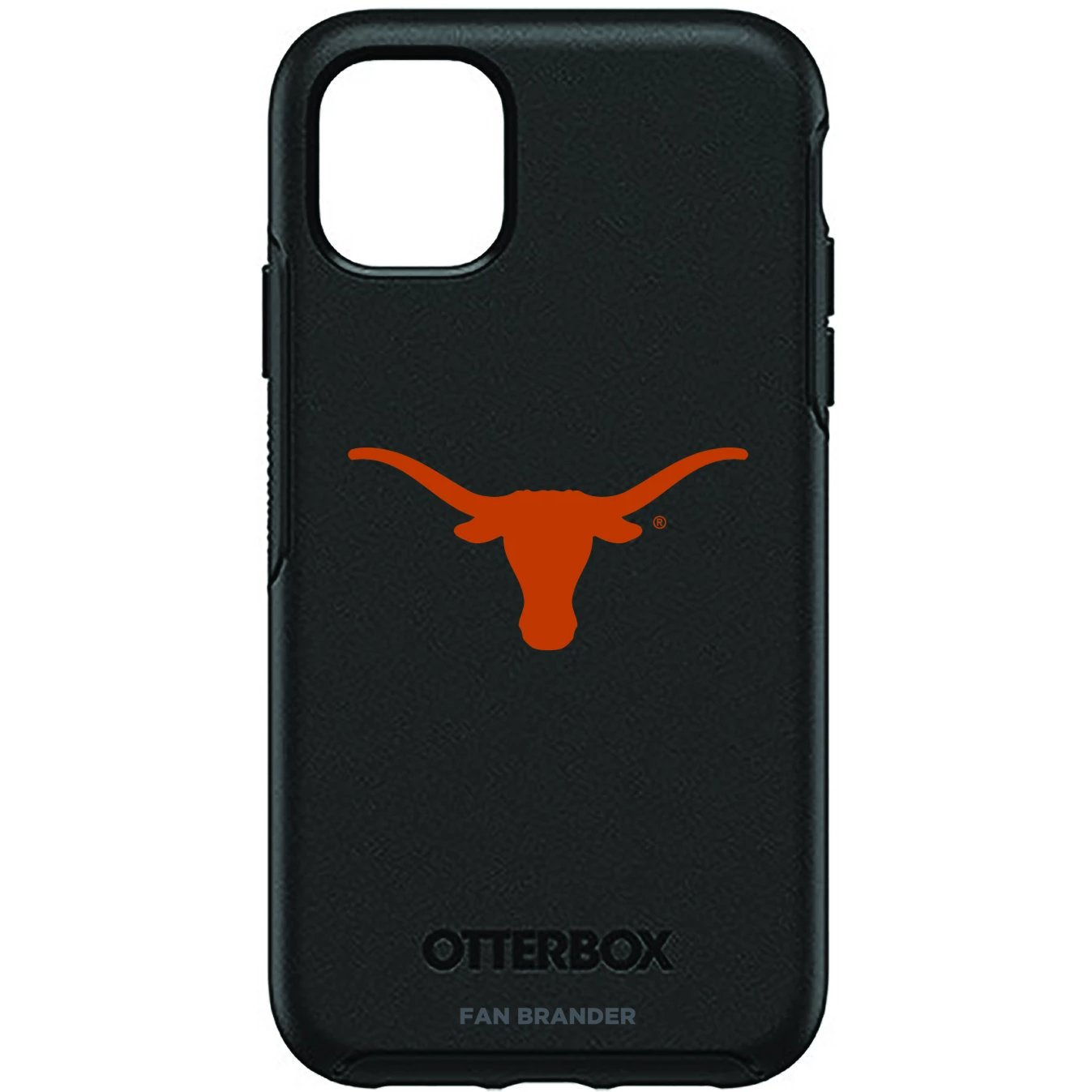 Texas Longhorns Otterbox Symmetry Case (for iPhone 11, Pro, Pro Max)
