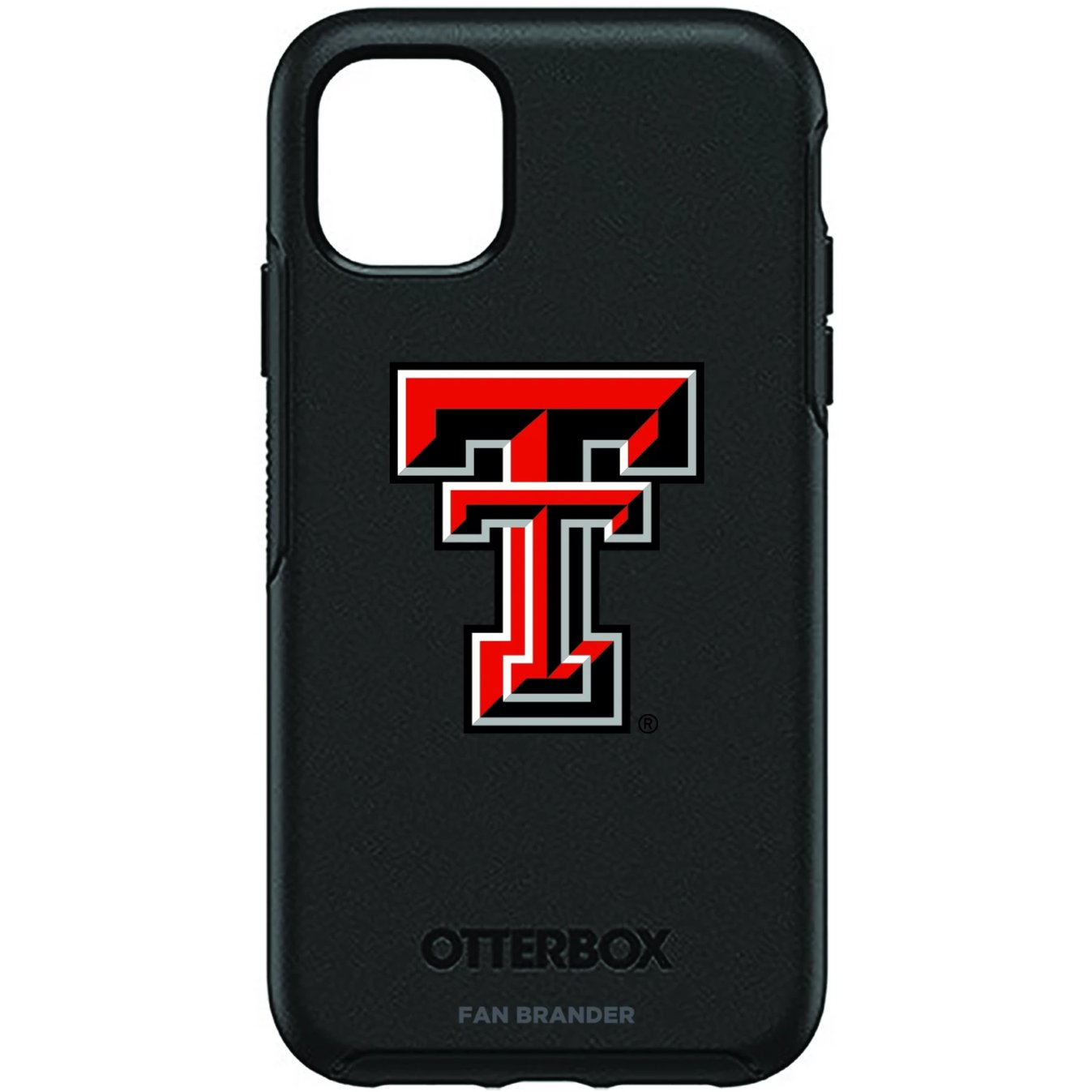 Texas Tech Red Raiders Otterbox Symmetry Case (for iPhone 11, Pro, Pro Max)
