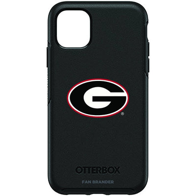 Georgia Bulldogs Otterbox Symmetry Case (for iPhone 11, Pro, Pro Max)
