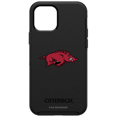 Arkansas Razorbacks Otterbox iPhone 12 Pro Max Symmetry Case