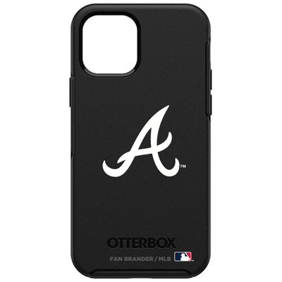 Atlanta Braves Otterbox iPhone 12 and iPhone 12 Pro Symmetry Case