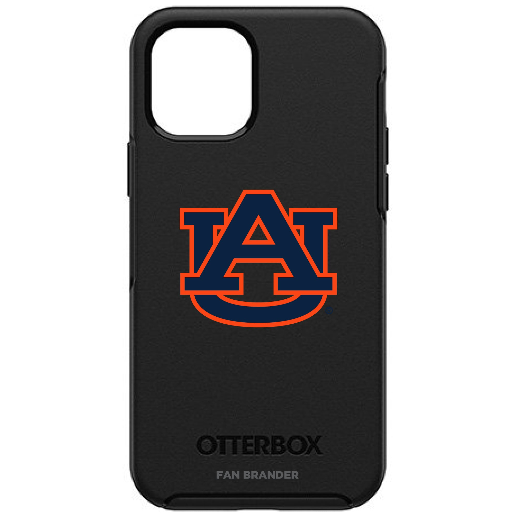 Auburn Tigers Otterbox iPhone 12 and iPhone 12 Pro Symmetry Case