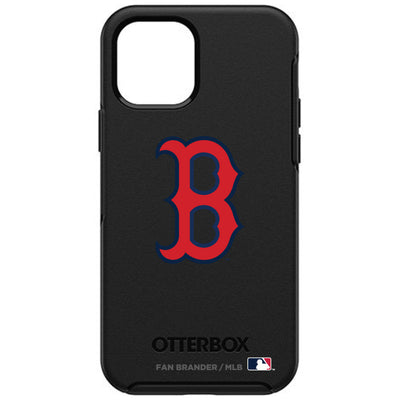 Boston Red Sox Otterbox iPhone 12 and iPhone 12 Pro Symmetry Case