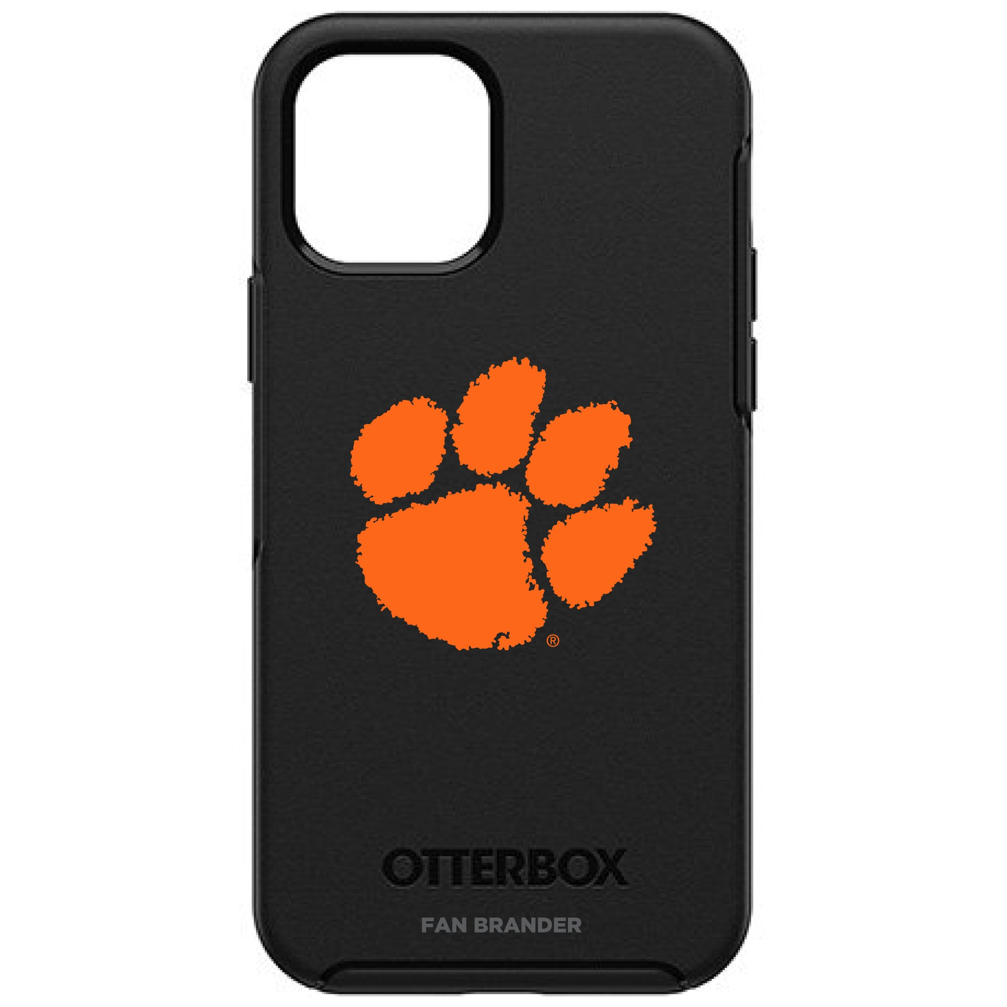 Clemson Tigers Otterbox iPhone 12 Pro Max Symmetry Case