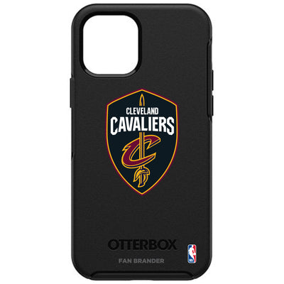 Cleveland Cavaliers Otterbox iPhone 12 and iPhone 12 Pro Symmetry Case