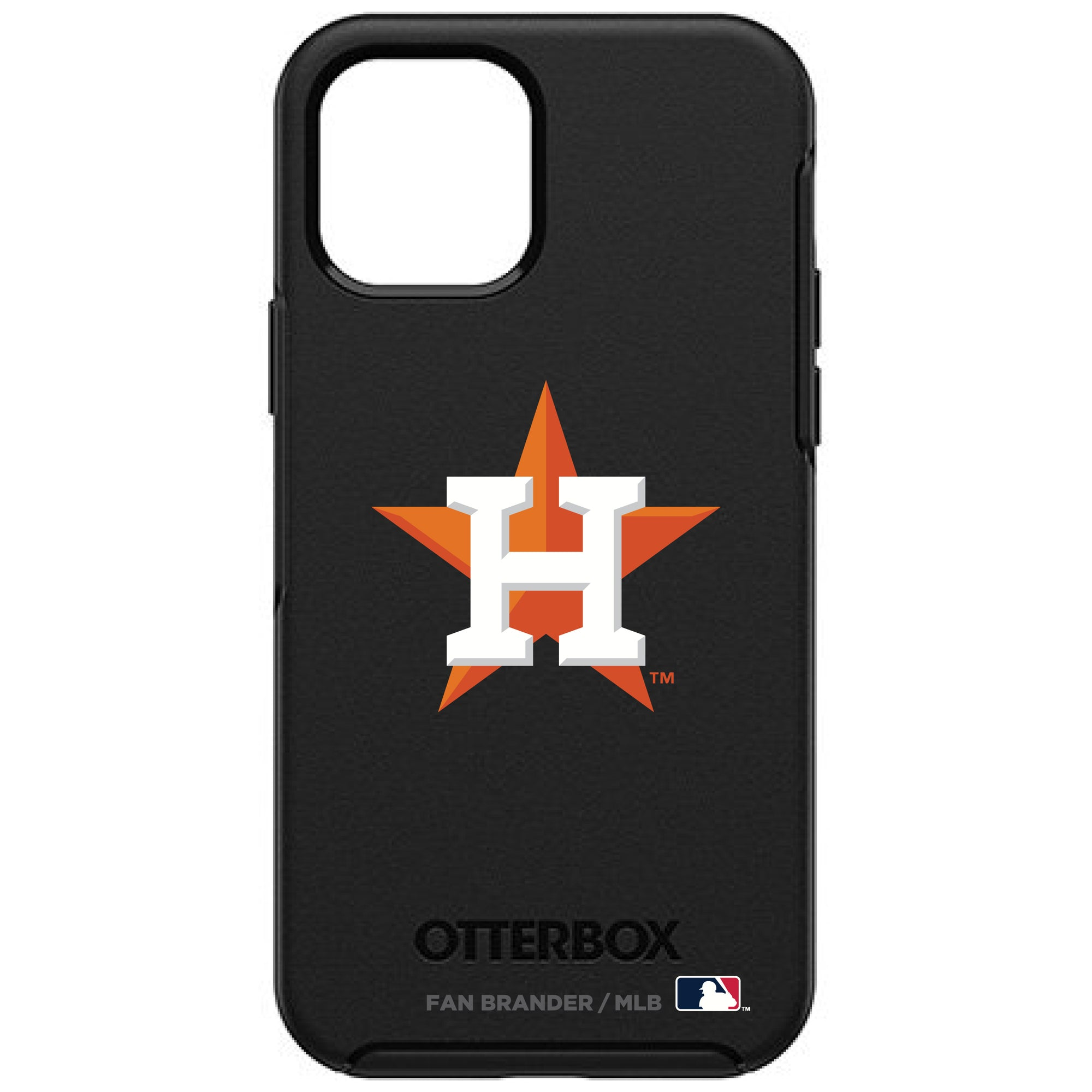 Houston Astros Otterbox iPhone 12 and iPhone 12 Pro Symmetry Case
