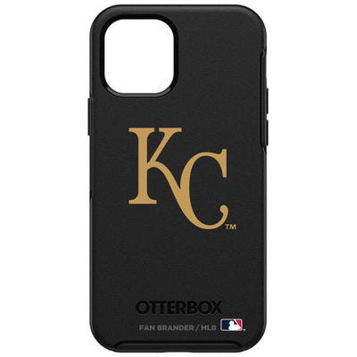 Kansas City Royals Otterbox iPhone 12 and iPhone 12 Pro Symmetry Case