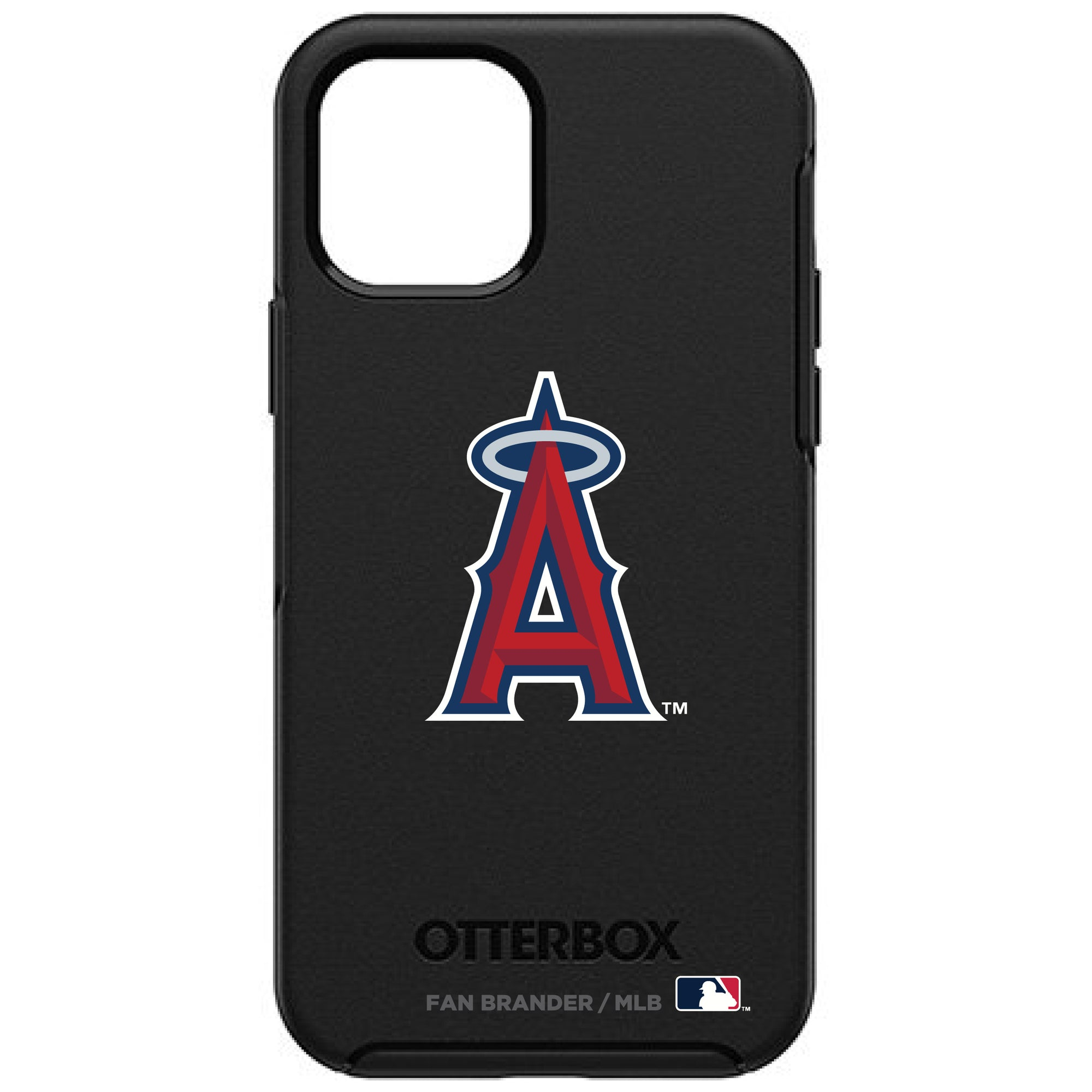 Los Angeles Angels Otterbox iPhone 12 and iPhone 12 Pro Symmetry Case