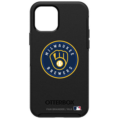 Milwaukee Brewers Otterbox iPhone 12 Pro Max Symmetry Case