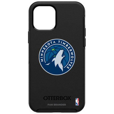 Minnesota Timberwolves Otterbox iPhone 12 and iPhone 12 Pro Symmetry Case