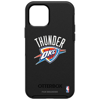 Oklahoma City Thunder Otterbox iPhone 12 Pro Max Symmetry Case
