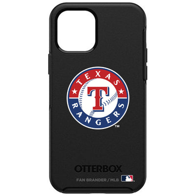 Texas Rangers Otterbox iPhone 12 Pro Max Symmetry Case