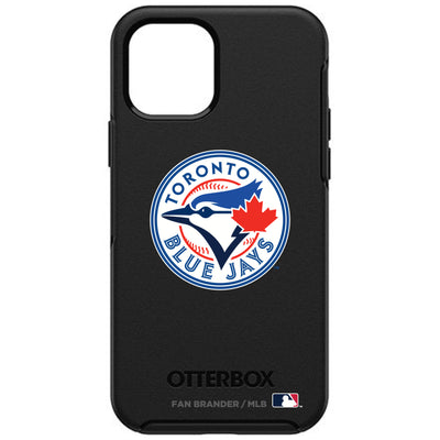Toronto Blue Jays Otterbox iPhone 12 and iPhone 12 Pro Symmetry Case