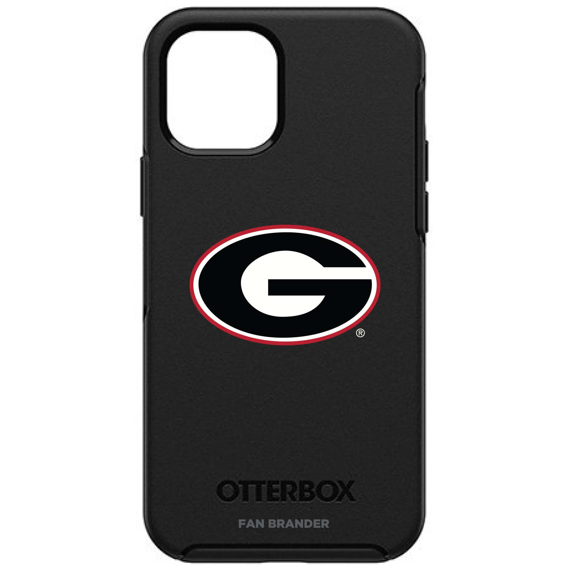 Georgia Bulldogs Otterbox iPhone 12 and iPhone 12 Pro Symmetry Case