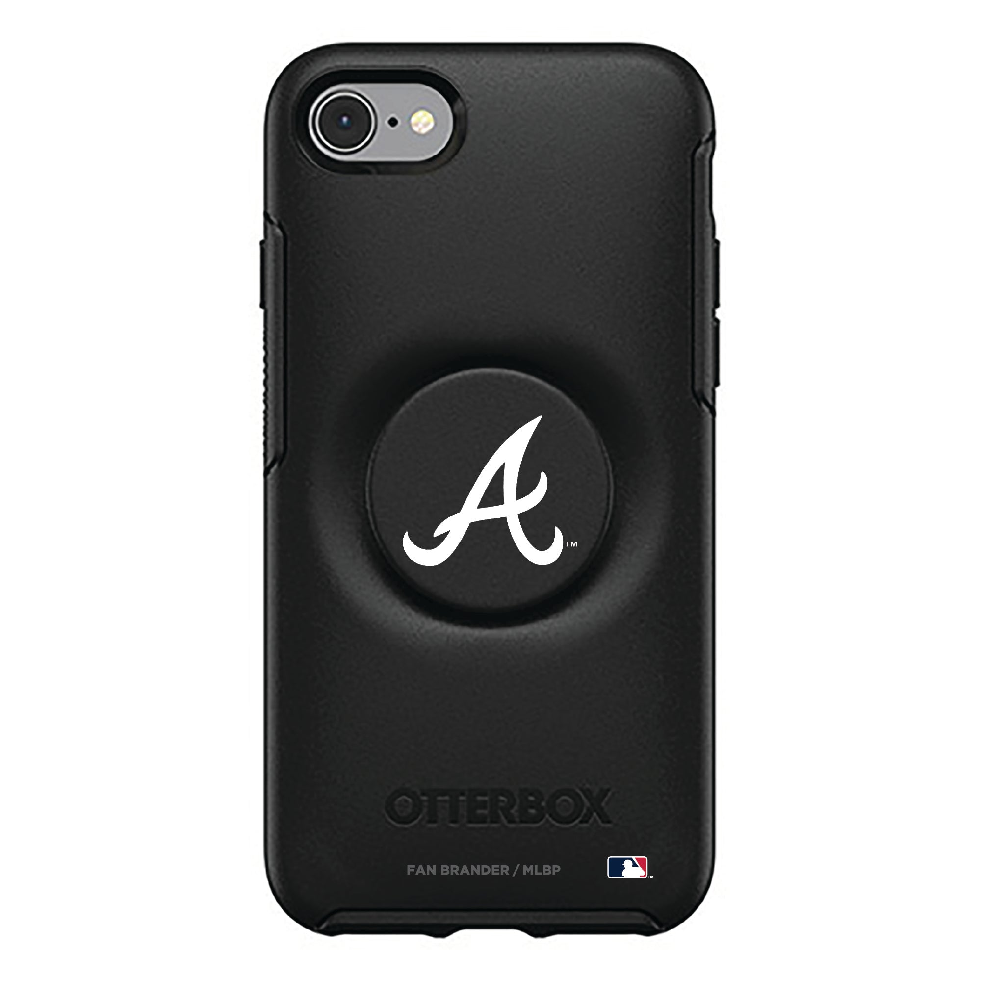 Atlanta Braves Otter + Pop Symmetry Case