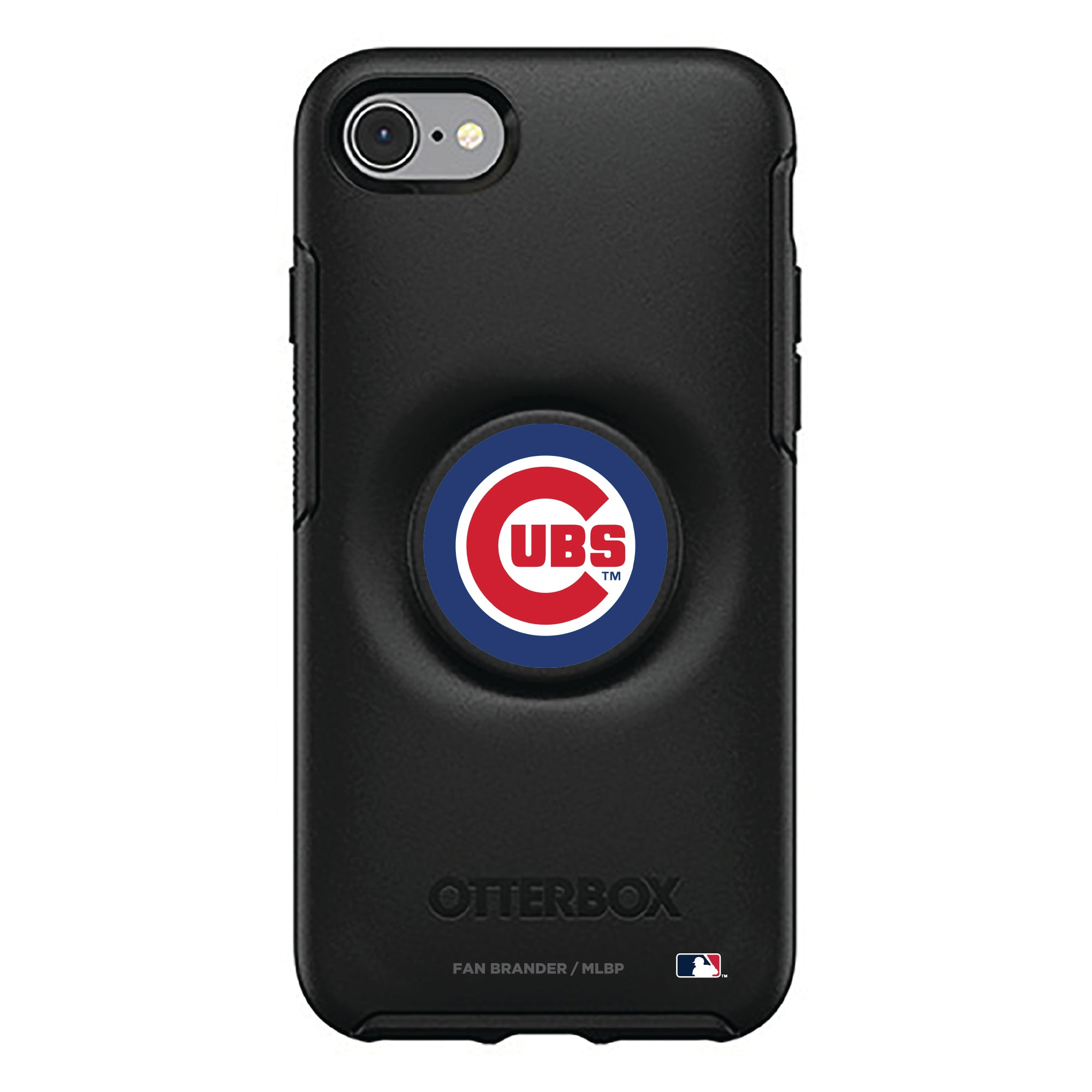 Chicago Cubs Otter + Pop Symmetry Case