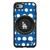Los Angeles Dodgers Otter + Pop Symmetry Case - Polka Dots