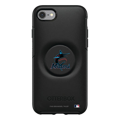Miami Marlins Otter + Pop Symmetry Case