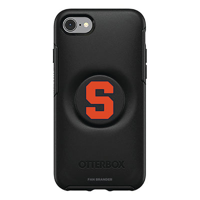 Syracuse Orange Otter + Pop Symmetry Case
