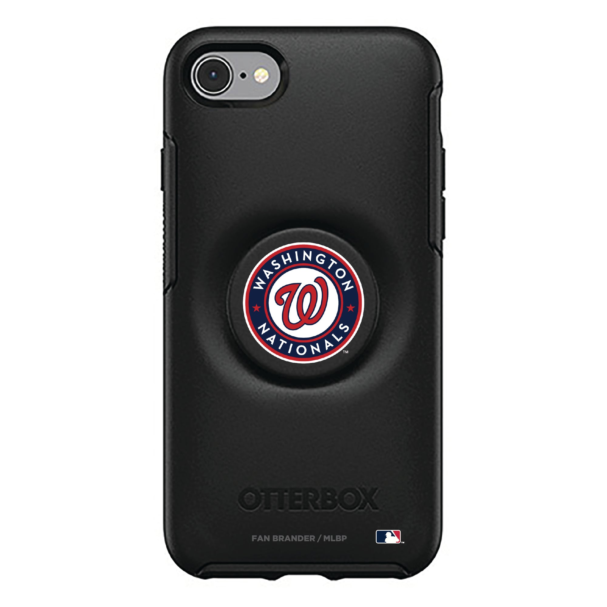 Washington Nationals Otter + Pop Symmetry Case