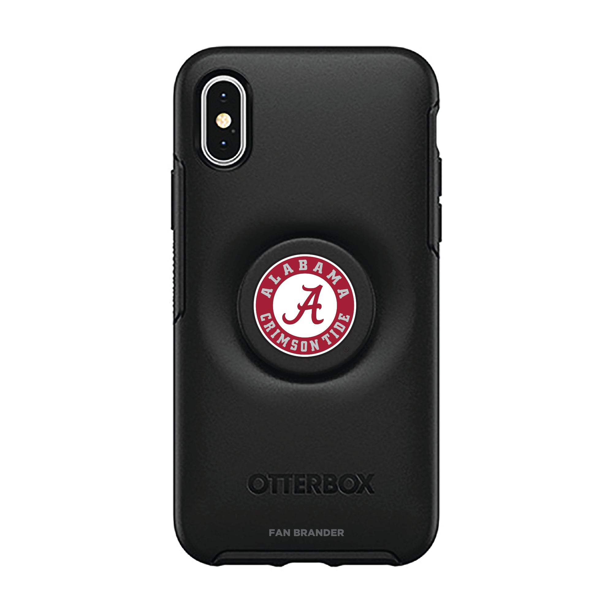 Alabama Crimson Tide Otter + Pop Symmetry Case