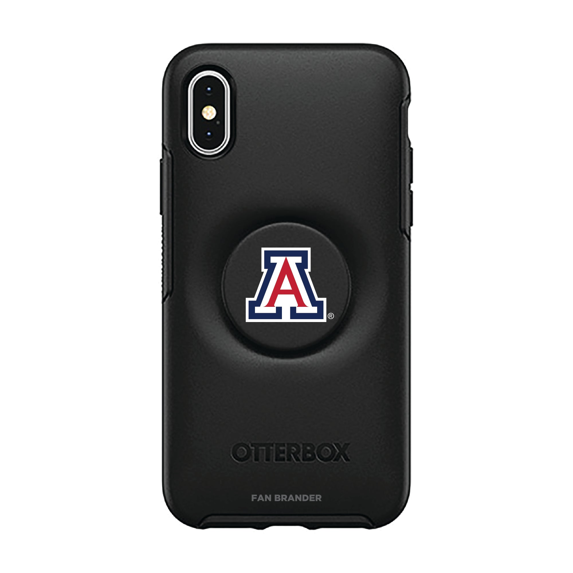 Arizona Wildcats Otter + Pop Symmetry Case