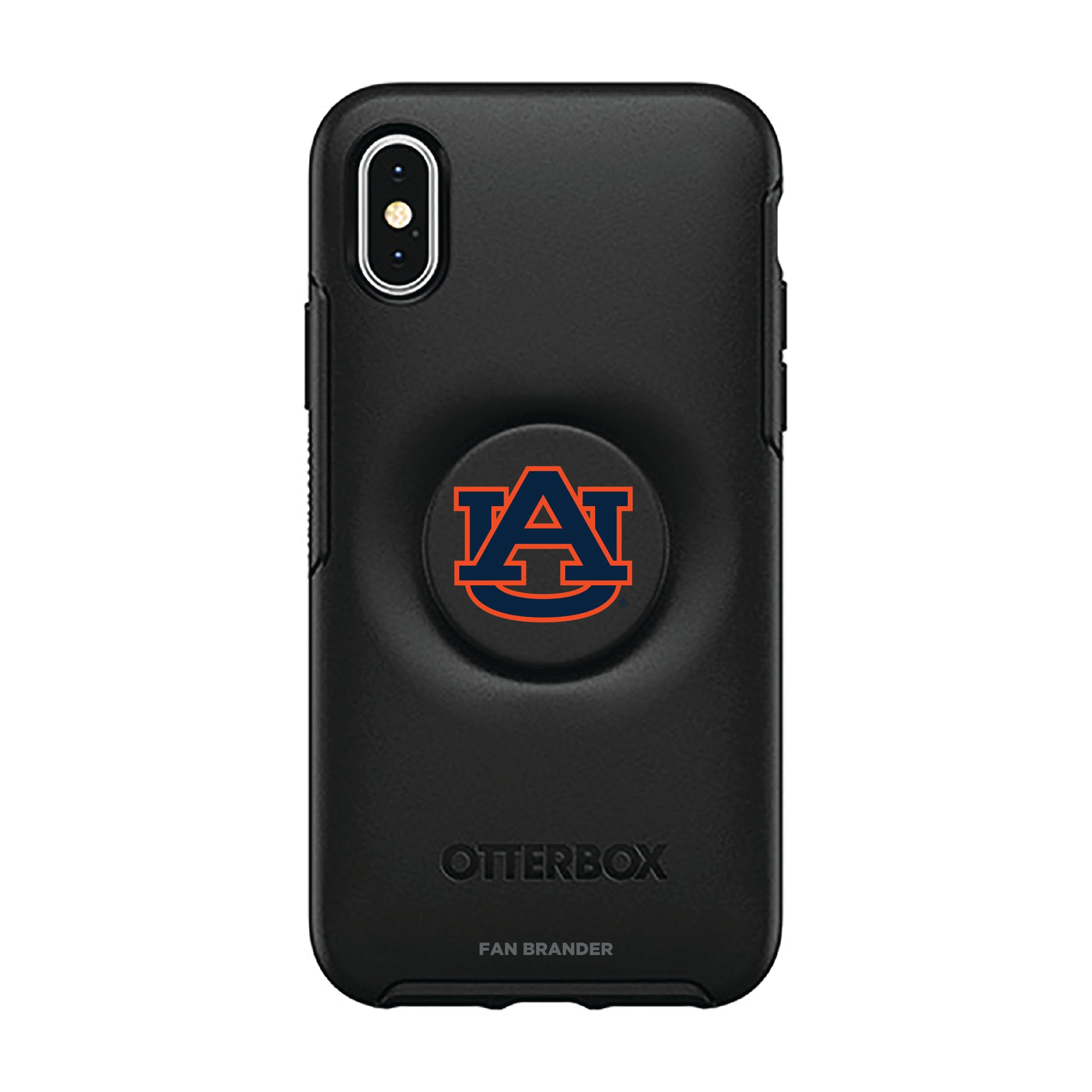 Auburn Tigers Otter + Pop Symmetry Case