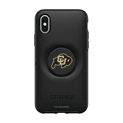 Colorado Buffaloes Otter + Pop Symmetry Case