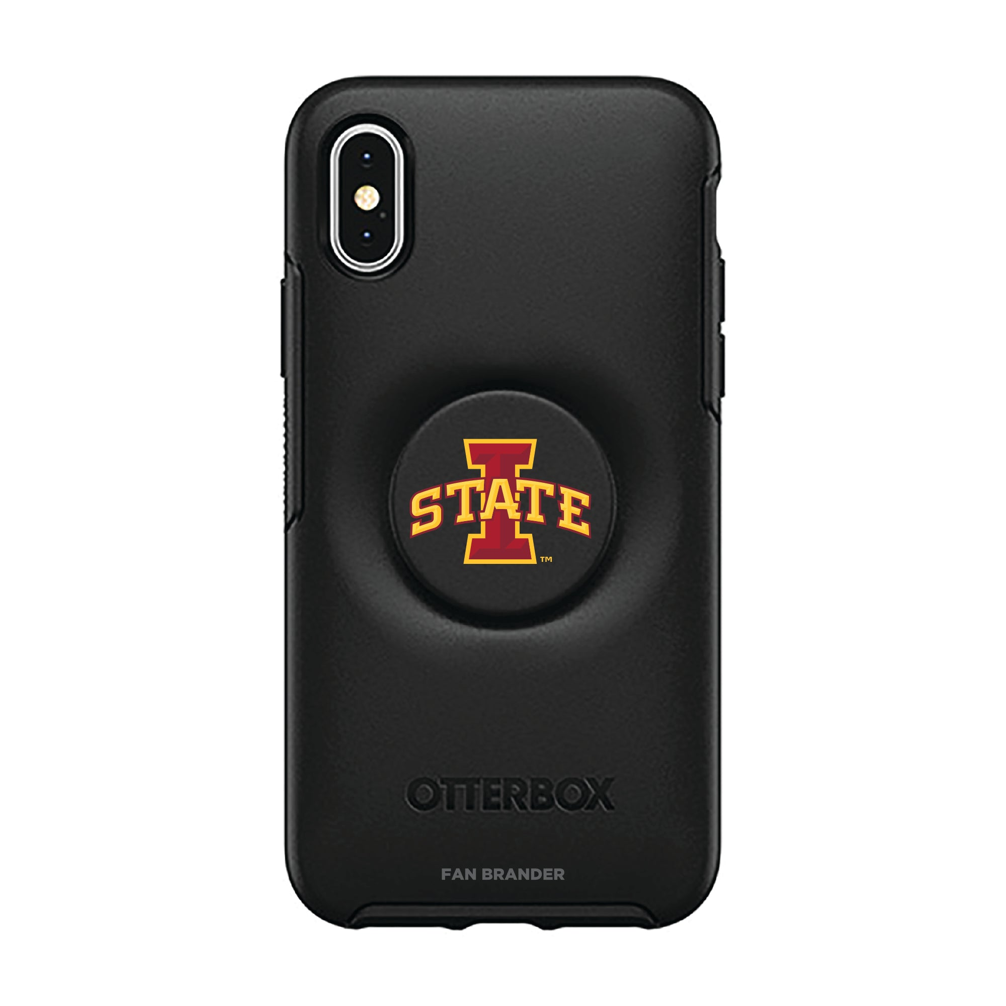 Iowa State Cyclones Otter + Pop Symmetry Case
