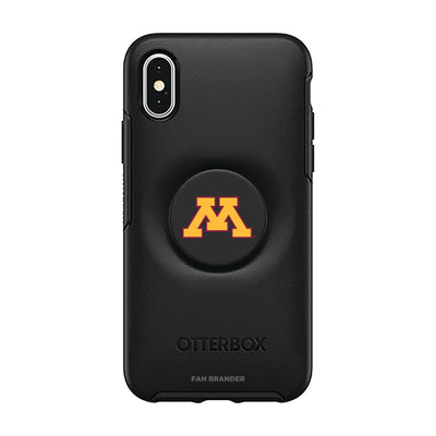 Minnesota Golden Gophers Otter + Pop Symmetry Case
