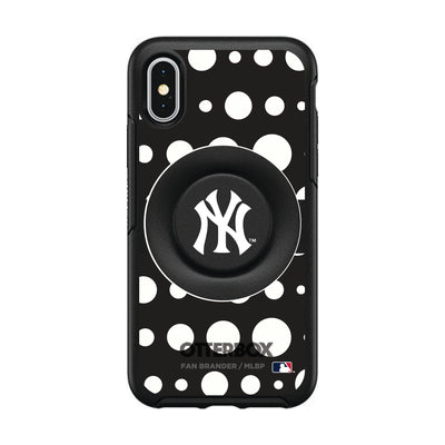 New York Yankees Otter + Pop Symmetry Case - Polka Dots