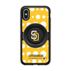 San Diego Padres Otter + Pop Symmetry Case - Polka Dots
