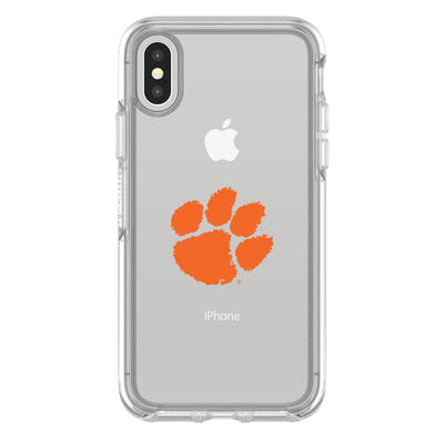 """Clemson"" Otterbox Symmetry Series Phone Case"