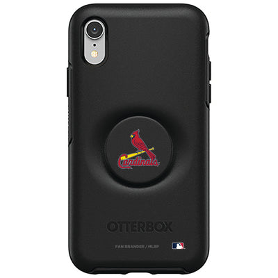 St. Louis Cardinals Otter + Pop Symmetry Case