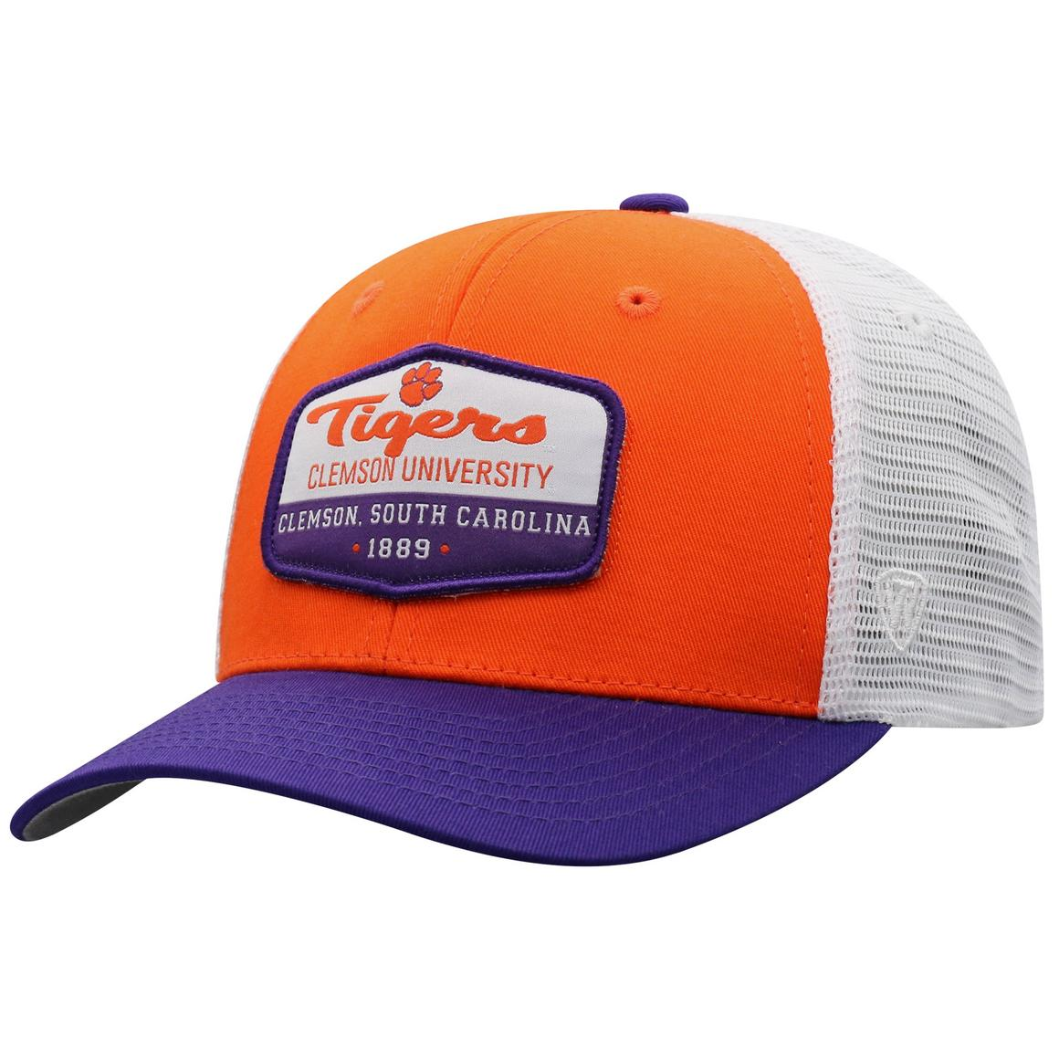 "Clemson ""Homegrown"" Trucker"