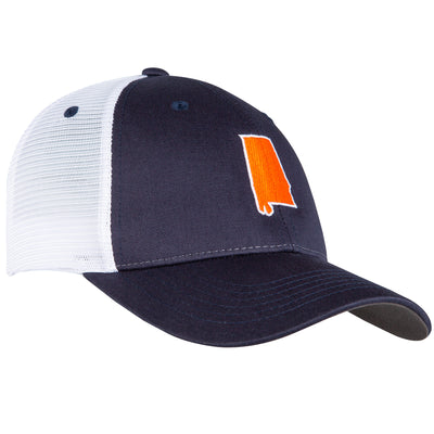 """State of Auburn"" Trucker Hat"