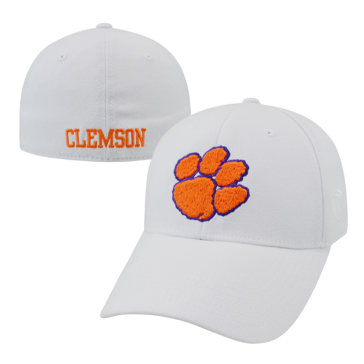 "Clemson ""Classic"" Premium Stretch Fitted"