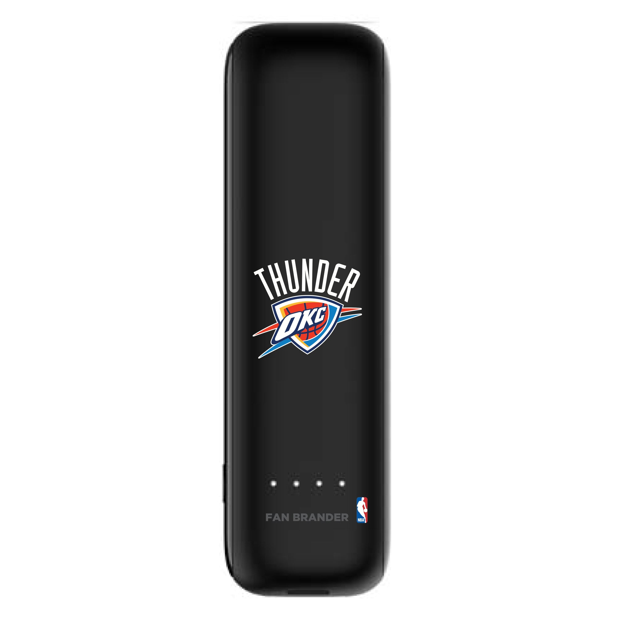 Oklahoma City Thunder Mophie Power Boost Mini 2,600mAH