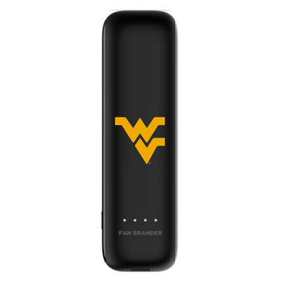 West Virginia Mountaineers Mophie Power Boost Mini 2,600mAH