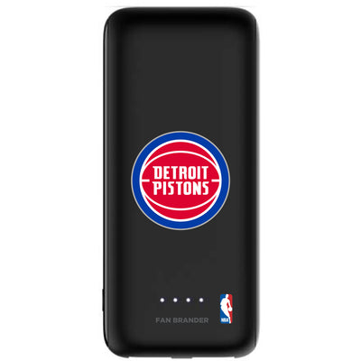 Detroit Pistons Power Boost Mini 5,200 mAH