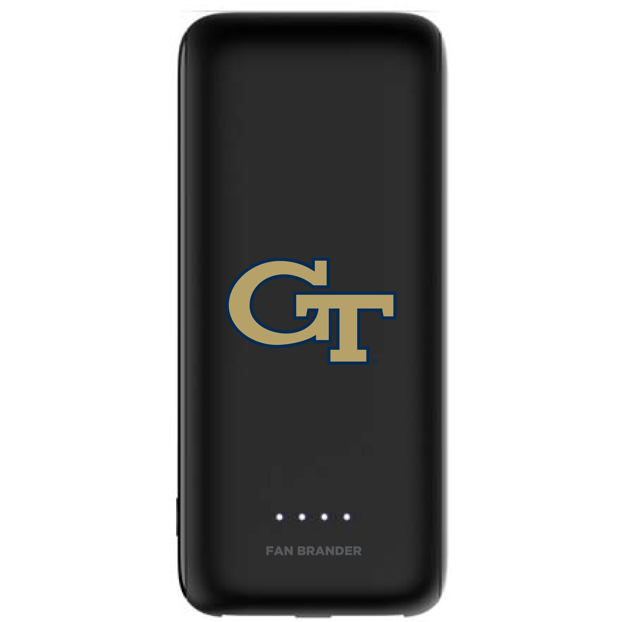 Georgia Tech Yellow Jackets Power Boost Mini 5,200 mAH