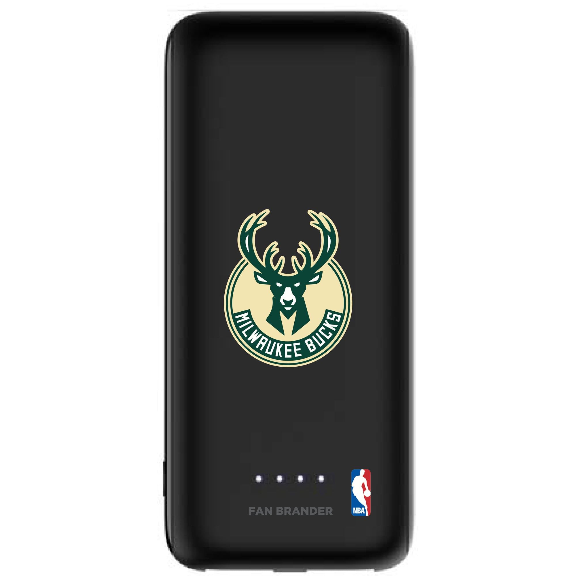 Milwaukee Bucks Power Boost Mini 5,200 mAH