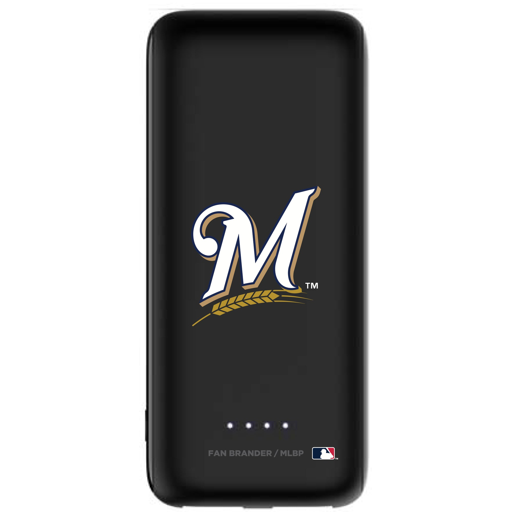Milwaukee Brewers Power Boost Mini 5,200 mAH