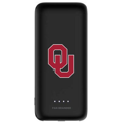 Oklahoma Sooners Power Boost Mini 5,200 mAH