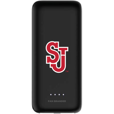 St. John's Red Storm Power Boost Mini 5,200 mAH