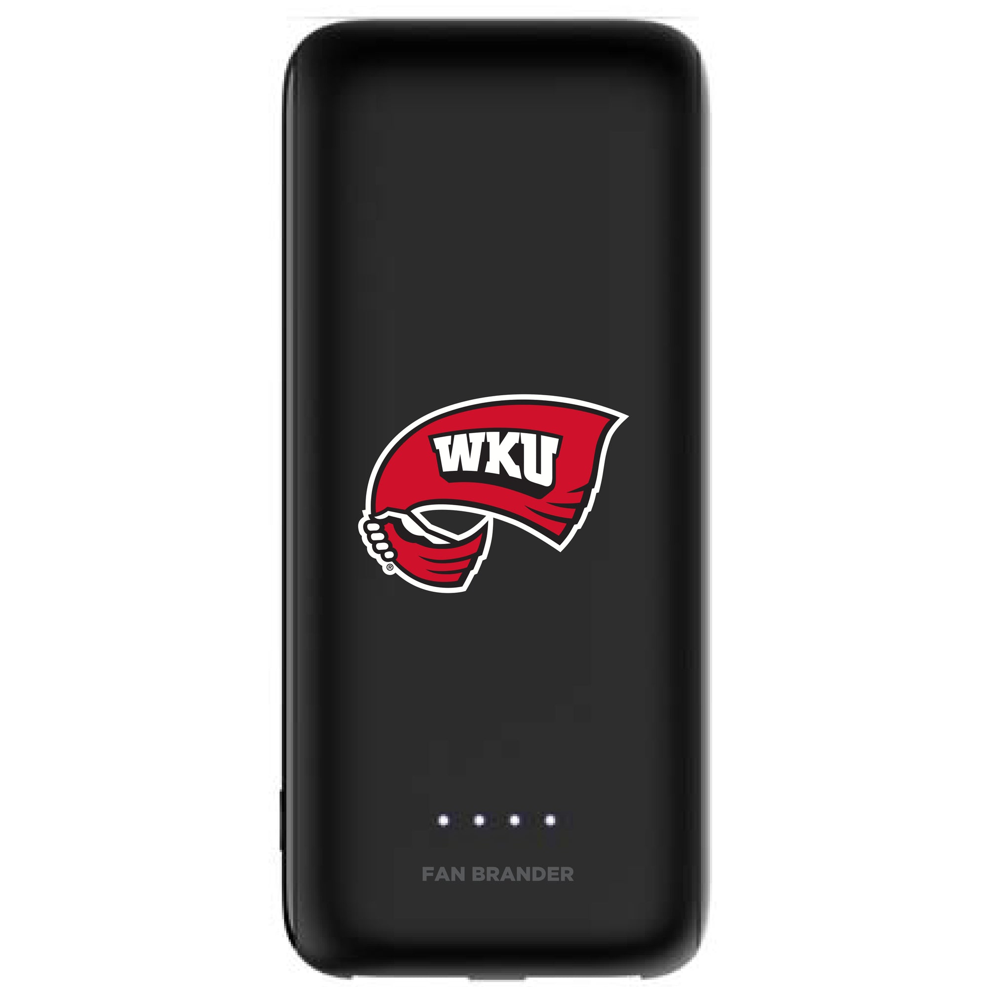 Western Kentucky Hilltoppers Power Boost Mini 5,200 mAH